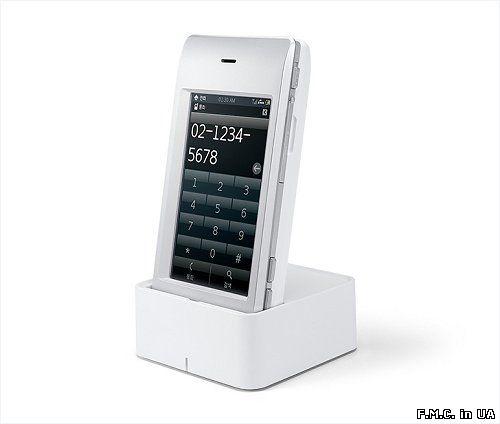 Телефон с сенсорным экраном от iRiver уже в марте?!