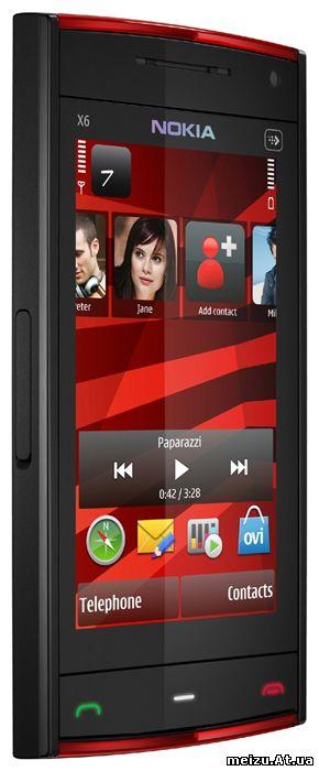 Nokia X6 анонс