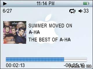 Скачать тему iPod для Meizu M6